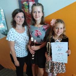 Úspěch našich žáků na soutěži Múzy Ilji Hurníka