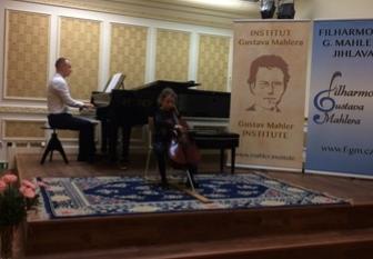 Úspěch v mezinárodní violoncellové soutěži o Cenu Gustava Mahlera 2020