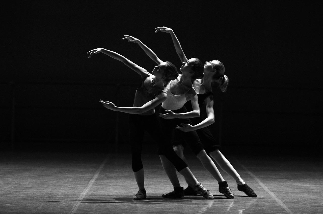 Tanec virtuálně? Ano!