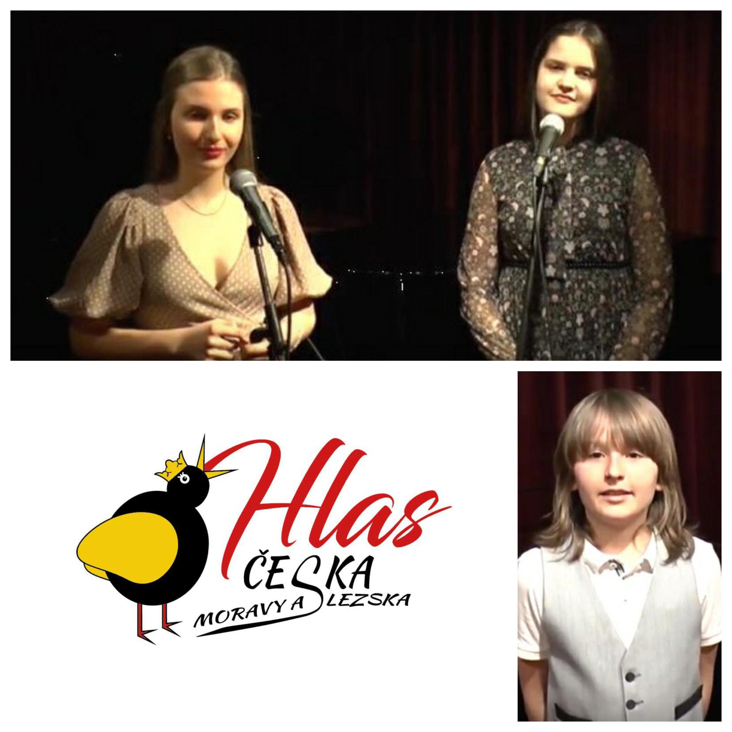 Gratulace k velkému úspěchu v soutěži Hlas Česka!